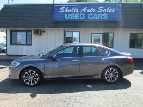 2013 Honda Accord for sale in Crystal Lake, IL