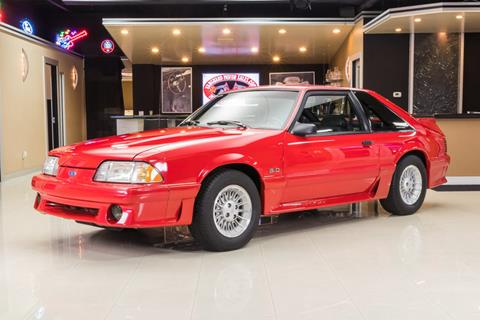 1990 Ford Mustang for sale in Plymouth, MI