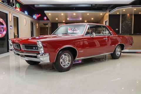 1965 Pontiac GTO For Sale  Carsforsalecom