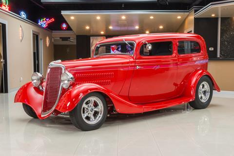 1934 Ford Tudor for sale in Plymouth, MI