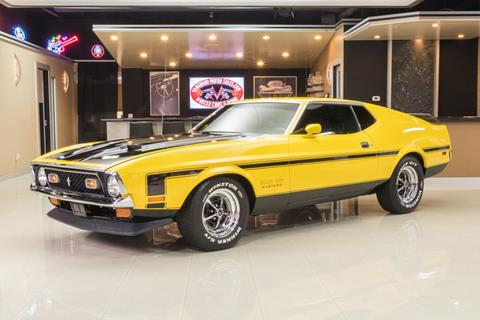1972 Ford Mustang for sale in Plymouth, MI