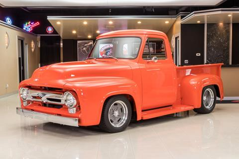 1954 Ford F-100 for sale in Plymouth, MI