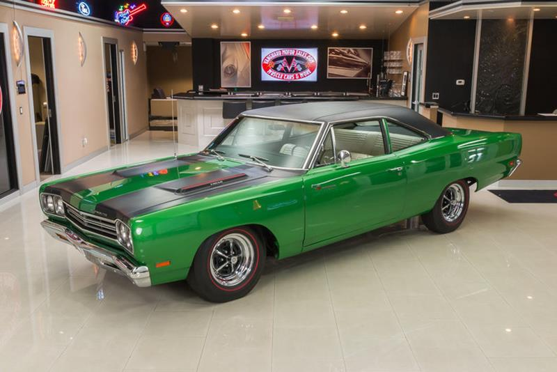 1969 Plymouth Roadrunner 68