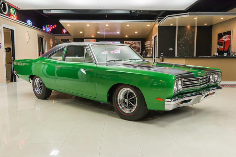1969 Plymouth Roadrunner 71