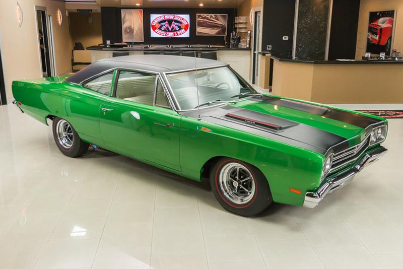 1969 Plymouth Roadrunner 72