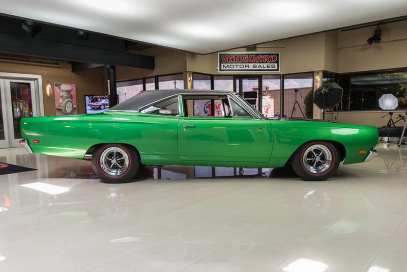 1969 Plymouth Roadrunner 73