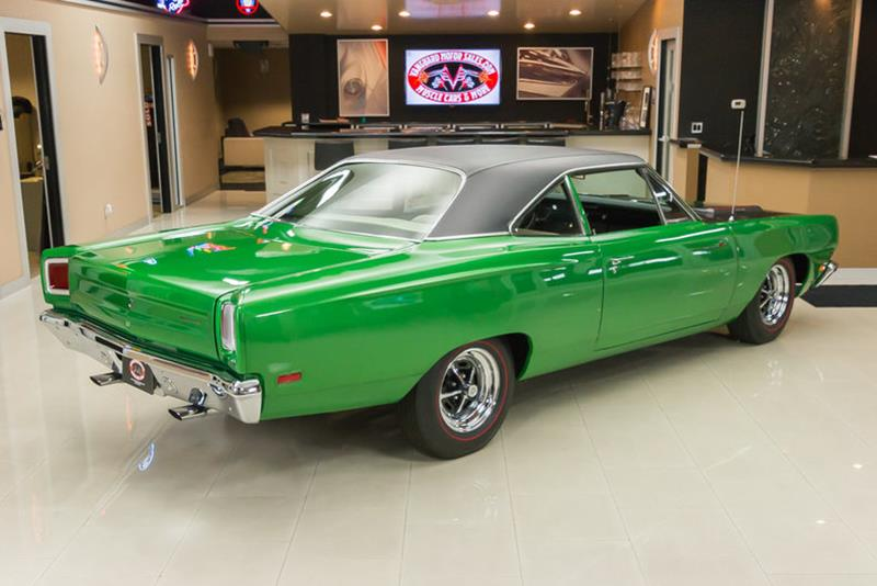 1969 Plymouth Roadrunner 64