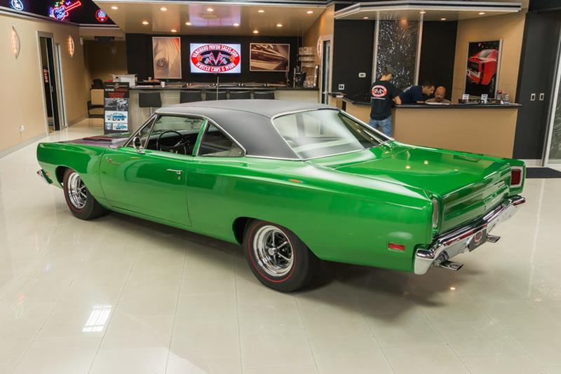 1969 Plymouth Roadrunner 53