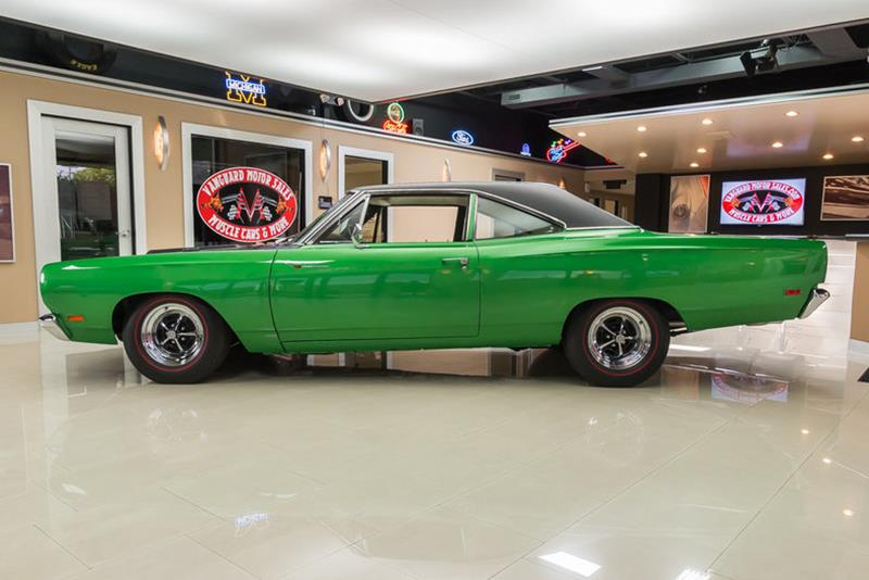 1969 Plymouth Roadrunner 54