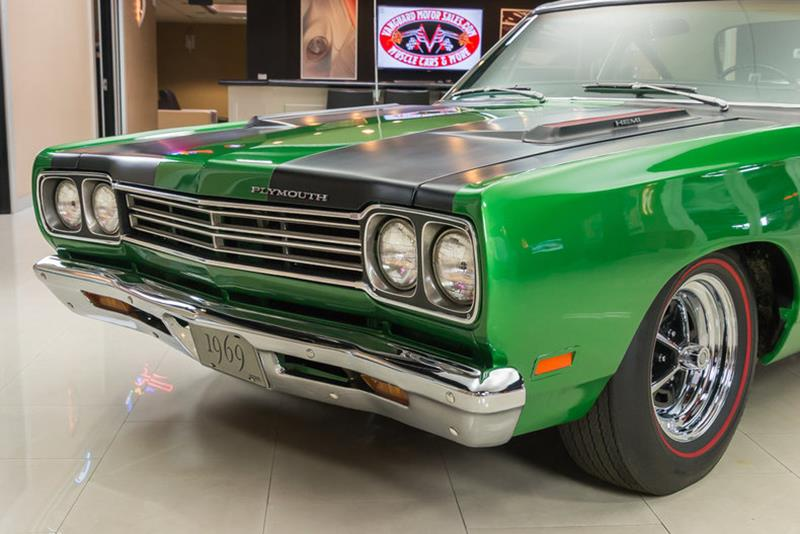 1969 Plymouth Roadrunner 75