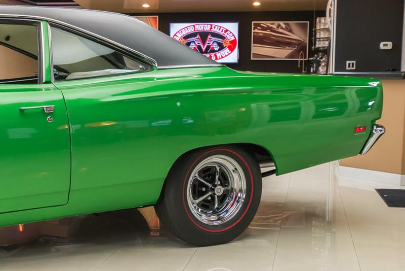 1969 Plymouth Roadrunner 91