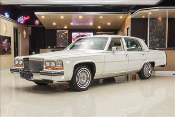 1987 Cadillac Brougham for sale in Plymouth, MI