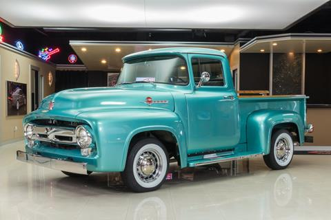 1956 Ford F-100 for sale in Plymouth, MI