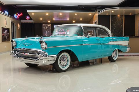 1957 Chevrolet 210 for sale in Plymouth, MI