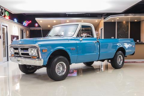 1972 GMC C/K 1500 Series for sale in Plymouth, MI