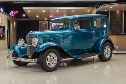 1932 Ford Tudor for sale in Plymouth, MI