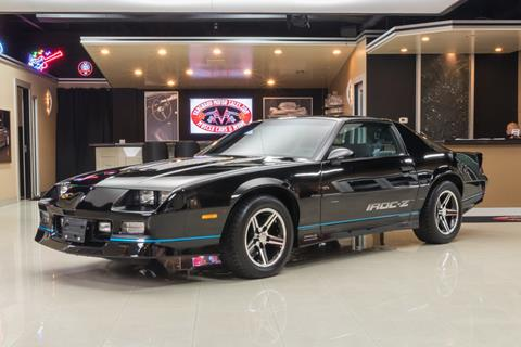 1989 Chevrolet Camaro for sale in Plymouth, MI
