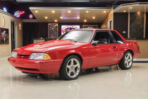 1993 Ford Mustang for sale in Plymouth, MI