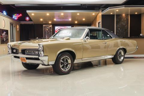 1967 Pontiac GTO for sale in Plymouth, MI
