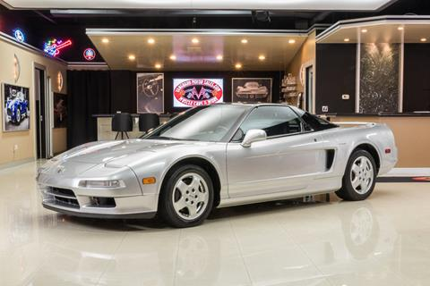 1991 Acura NSX For Sale In Plymouth, MI