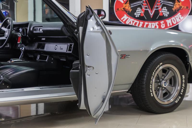 1973 Chevrolet Camaro 64
