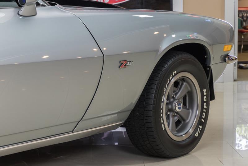 1973 Chevrolet Camaro 42