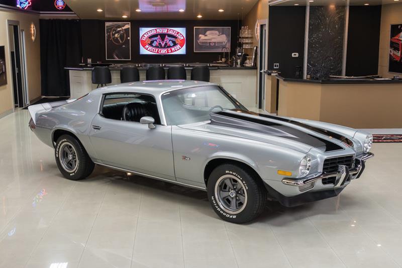 1973 Chevrolet Camaro 9