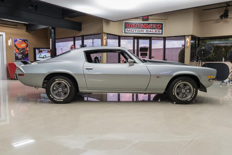 1973 Chevrolet Camaro 10