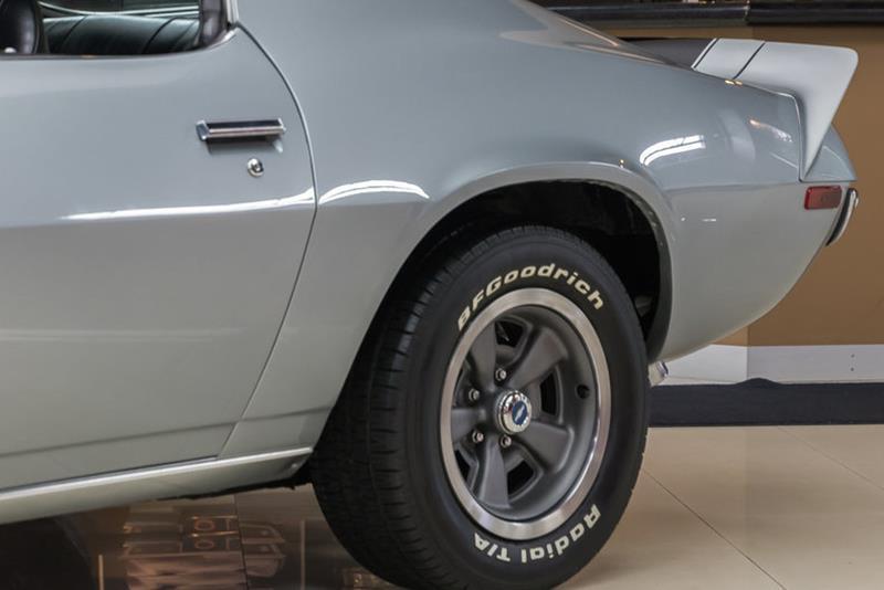 1973 Chevrolet Camaro 29