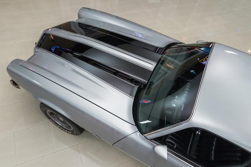 1973 Chevrolet Camaro 35