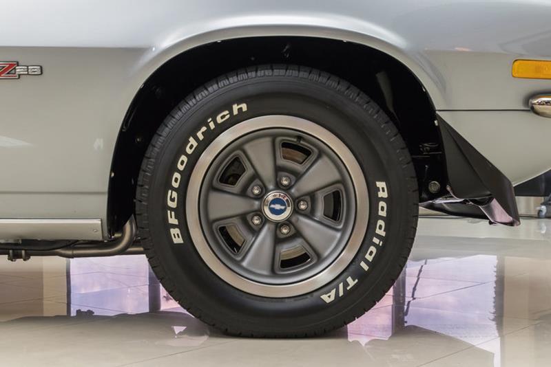 1973 Chevrolet Camaro 44