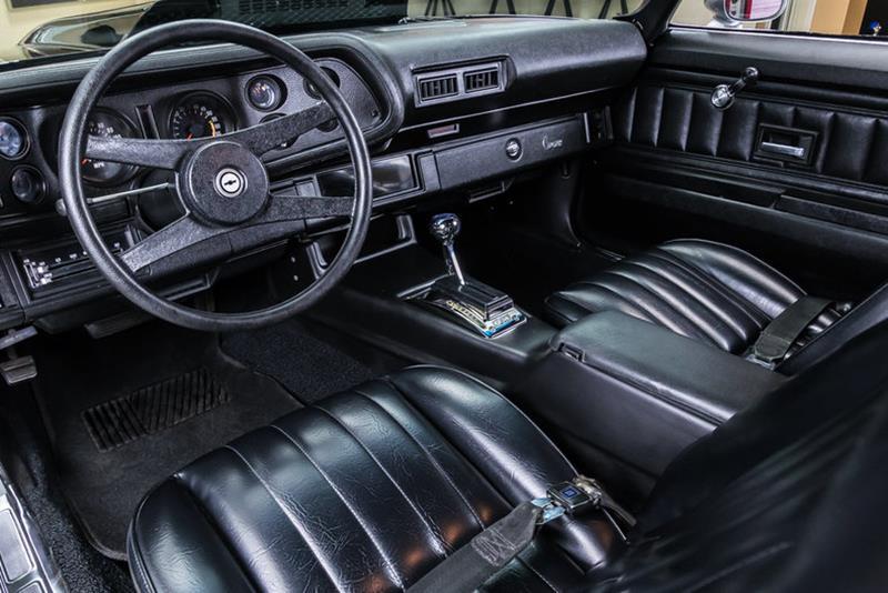 1973 Chevrolet Camaro 52