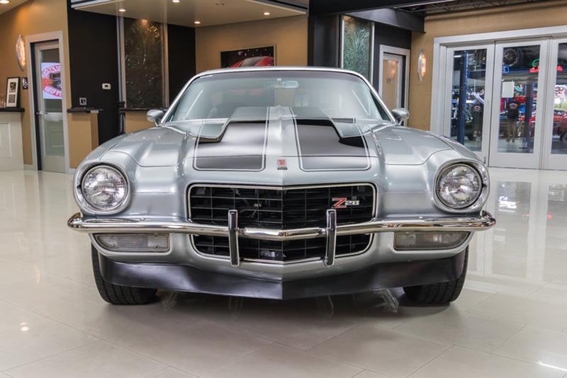 1973 Chevrolet Camaro 6