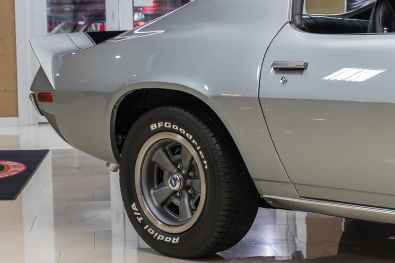 1973 Chevrolet Camaro 21
