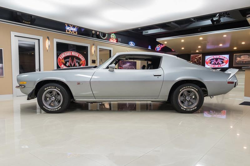 1973 Chevrolet Camaro 17