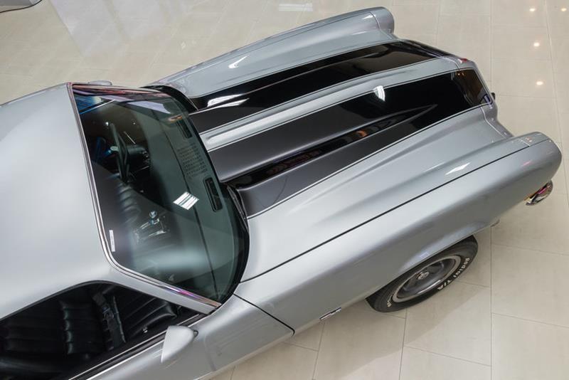 1973 Chevrolet Camaro 43