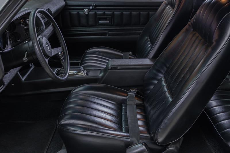 1973 Chevrolet Camaro 53