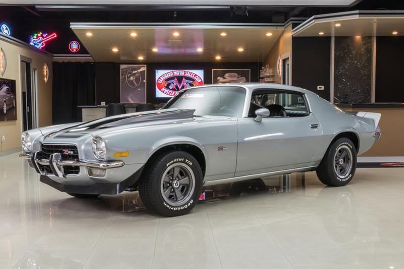 1973 Chevrolet Camaro 1