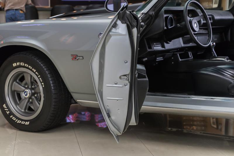 1973 Chevrolet Camaro 49