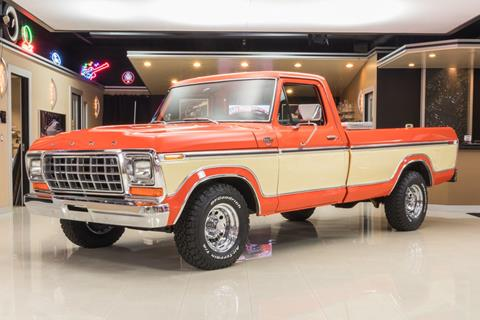 Ford F  For Sale In Plymouth Mi
