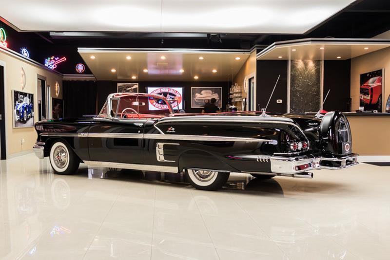 1958 Chevrolet Impala 17