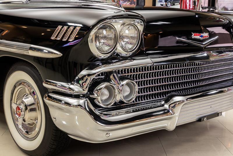 1958 Chevrolet Impala 20