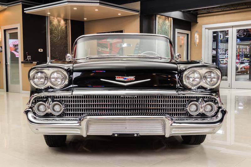 1958 Chevrolet Impala 7