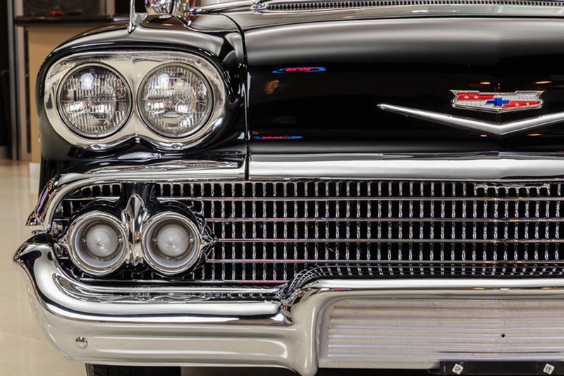 1958 Chevrolet Impala 19