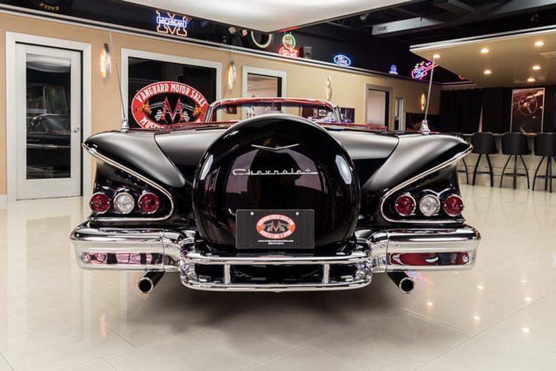 1958 Chevrolet Impala 15