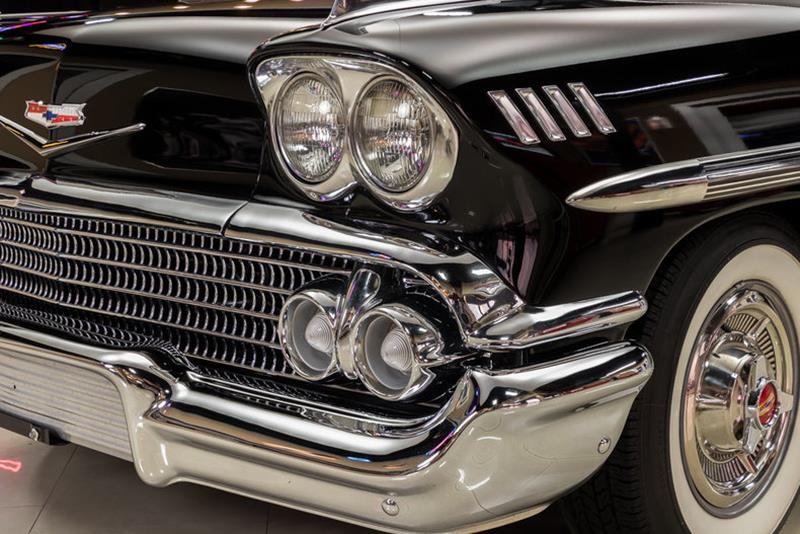 1958 Chevrolet Impala 28