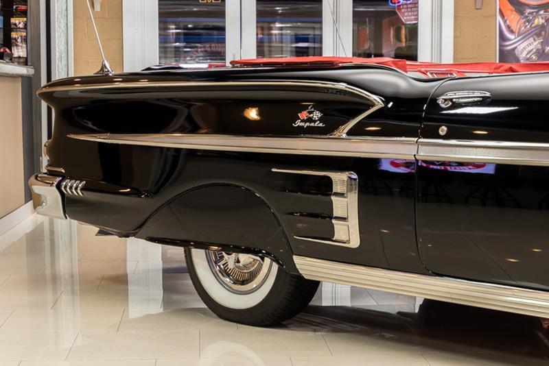 1958 Chevrolet Impala 22