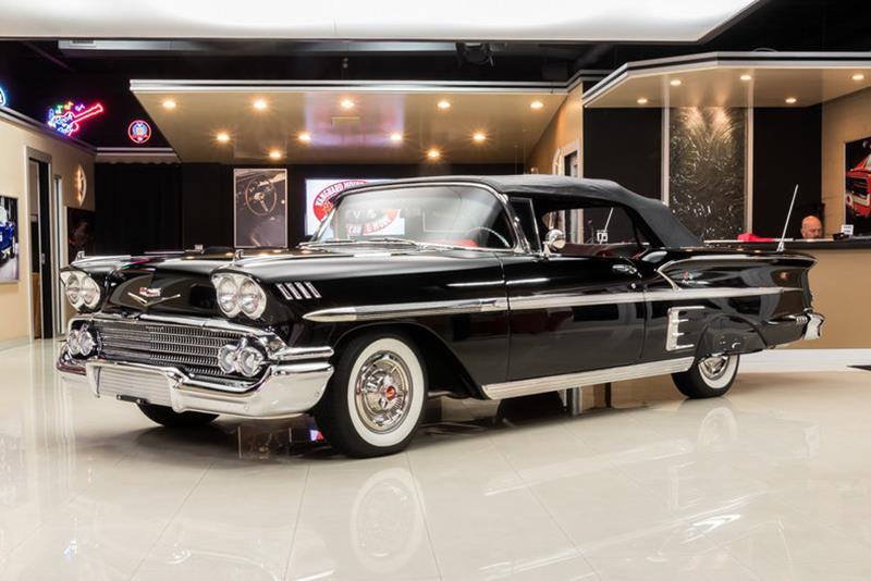 1958 Chevrolet Impala 5