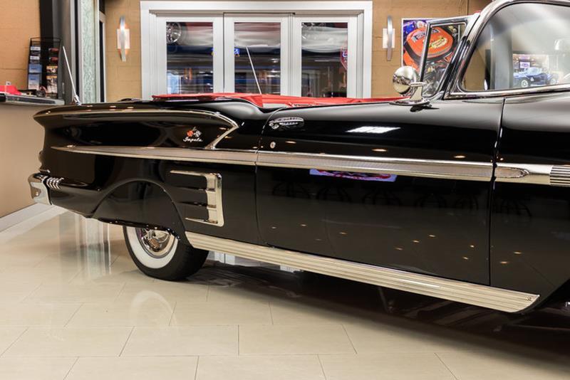 1958 Chevrolet Impala 21
