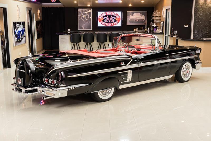 1958 Chevrolet Impala 13